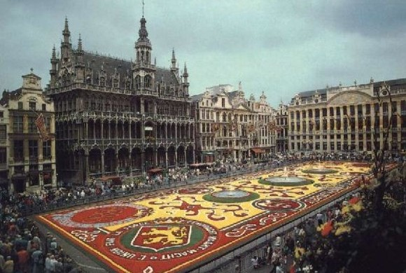 Brussels – the city of contrasts
